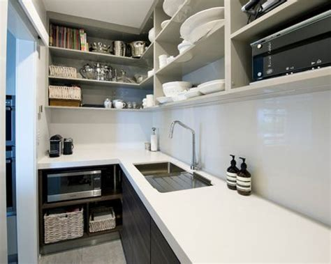 Modern Butlers Pantry Designs by Modern Butler S Pantry Kitchen Design Ideas Remodel Pictures Houzz