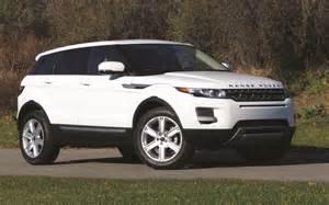 2013 land rover range rover evoque reviews specs and