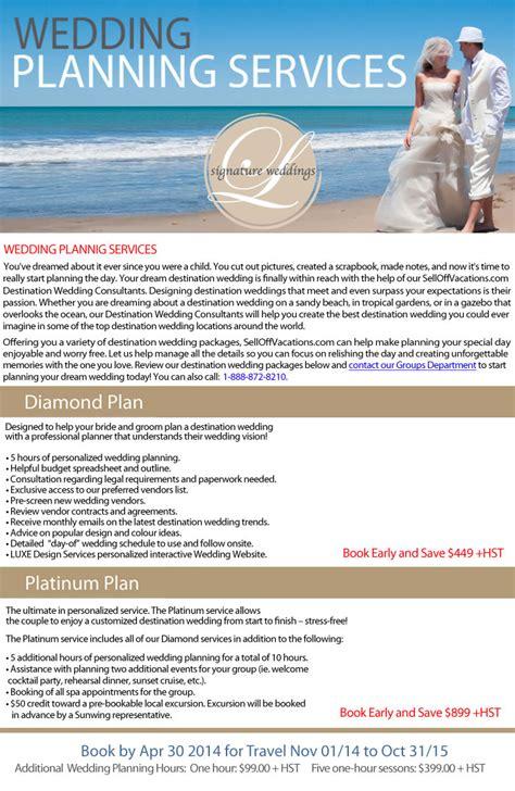 Wedding Planning Services by Wedding Planning Services Destination Wedding
