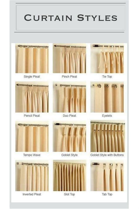 curtain hanging styles design guide curtains 101 window curtain ideas and