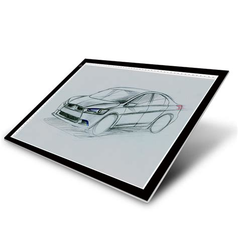 Drawing Light Box by Huion 17 7 Quot L4s A4 Thin Translucent Drawing Board Led