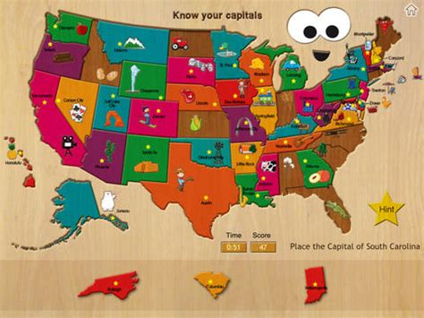 map puzzles usa wood puzzle usa map bestappsforkids