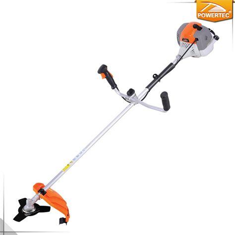 swing blade grass cutter powertec 52cc 1700w 2 stroke gas brush cutter buy gas