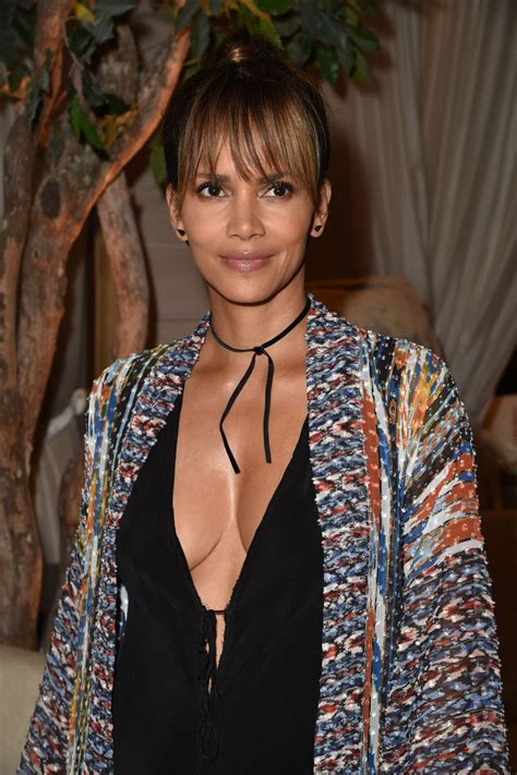 Halle Berry by Halle Berry Hawtcelebs
