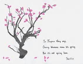 haiku about cherry blossoms and spring hanami