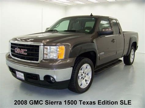 buy car manuals 2008 gmc sierra 1500 seat position control buy used 2008 texas edition extended cab bedliner toolbox sle gmc sierra only 15k in alvin