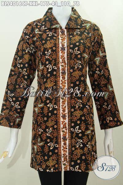 Jual Baju Xxl Online | jual online baju batik model mewah buatan solo asli blus