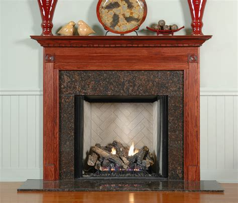 Wooden Fireplace Mantels by Wood Mantels For Fireplaces Gardendale Custom