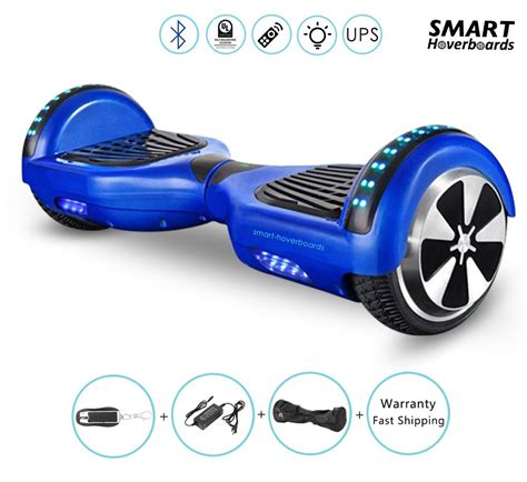 hoverboard with speakers and lights 6 5 quot hoverboard with bluetooth speakers bluetooth remote