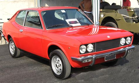 Fiat 128 Wiki Fiat 128 Coup 233 Wikiwand