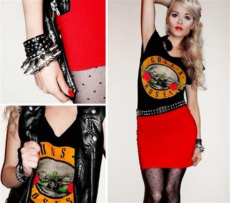 Guns n Roses   Style Inspiration   Pinterest