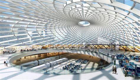 som tianjin high speed rail station