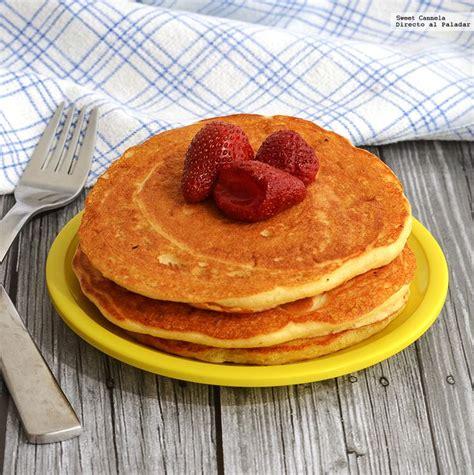 imagenes hot cakes receta para preparar hot cakes de k 233 fir con fotos del