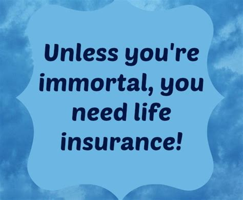 Humorous Quotes About Life Insurance. QuotesGram