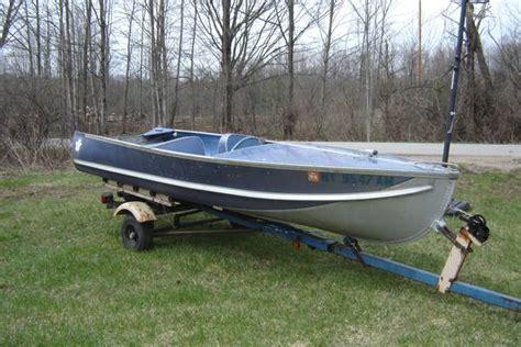 craigslist boats utica ny 14ft 1958 aerocraft qda aerocraft boats