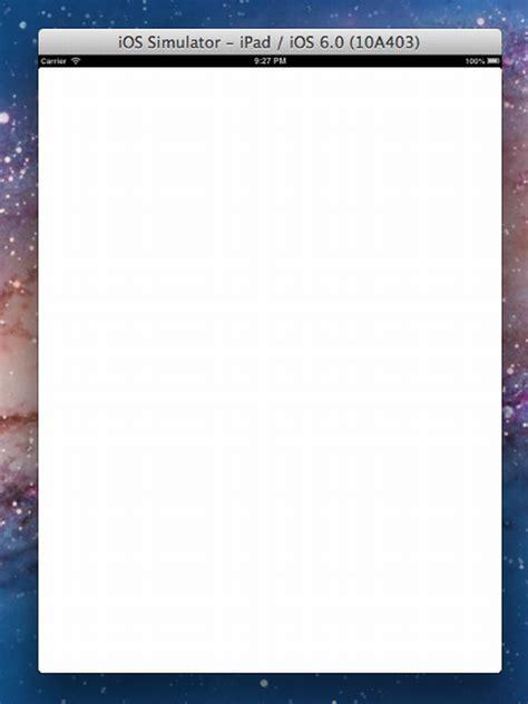 change background color  iphone  ipad