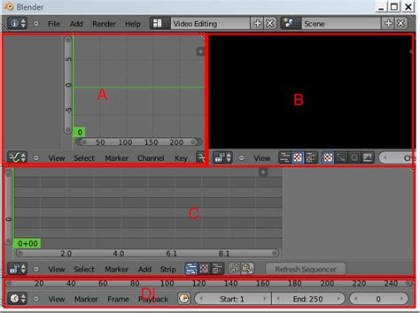 layout e editing blender sushi basic blender video editing 101