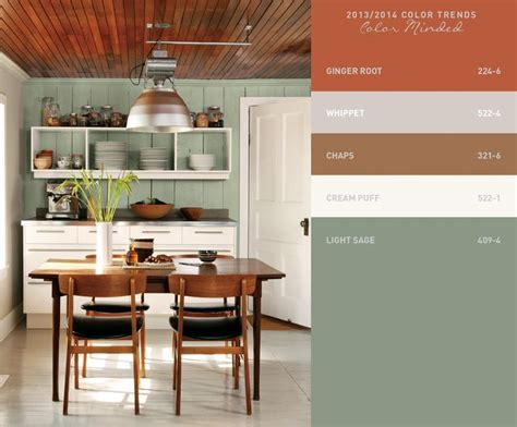 home interior colors for 2014 paint trends for 2013 everyday palette from