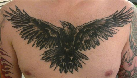 raven wing tattoo tattoos designs ideas and meaning tattoos for you