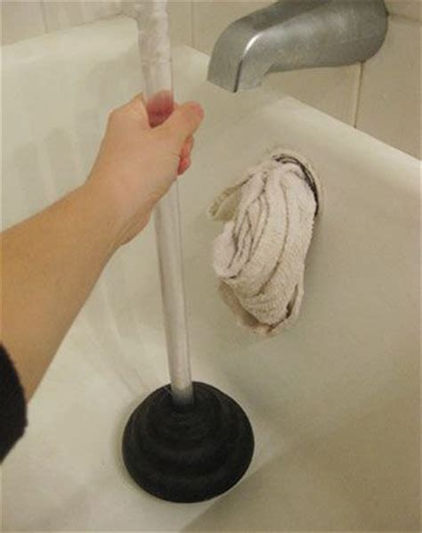 bathtub slow to drain 17 best ideas about unclog bathtub drain on pinterest