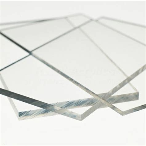Acrylic Clear 5mm 5mm clear acrylic sheet 500 x 500mm