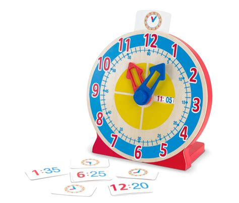 printable toy clock view larger