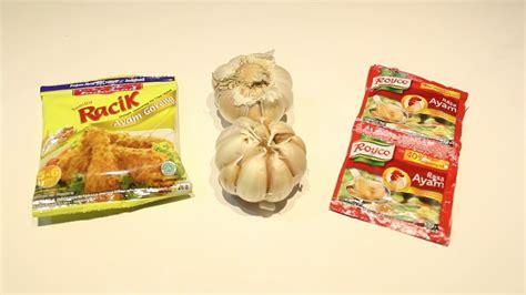tutorial memasak ayam goreng crispy ala kfc youtube