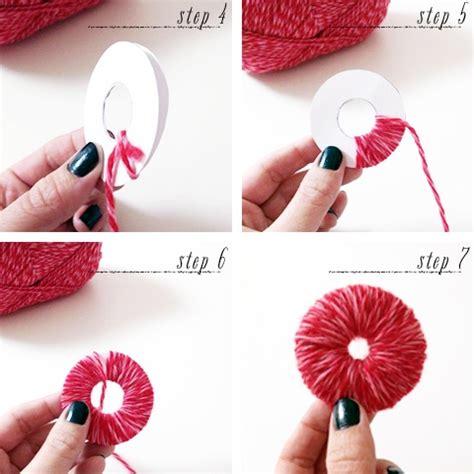 How To Make A Paper Pompom - make your own pom poms