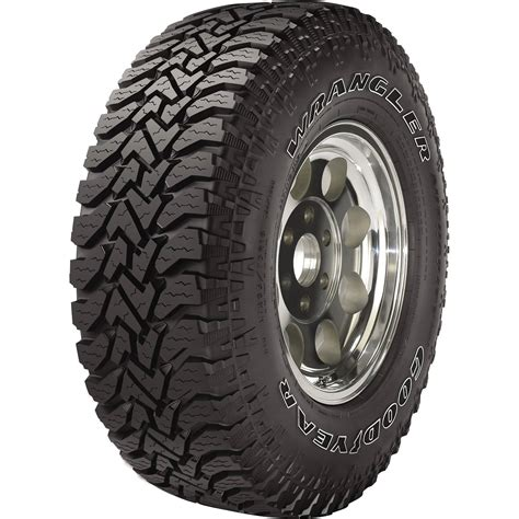 dan tyre on attitude v fnsn general grabber at2 light truck and suv tire 265 70r16