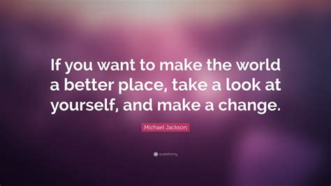 michael jackson make the world a better place lyrics 10 small ways to make the world a better place