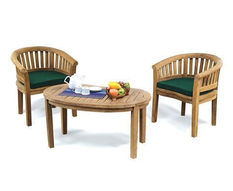 table and chair set for bedroom contemporary coffee table armchairs teak conversation set