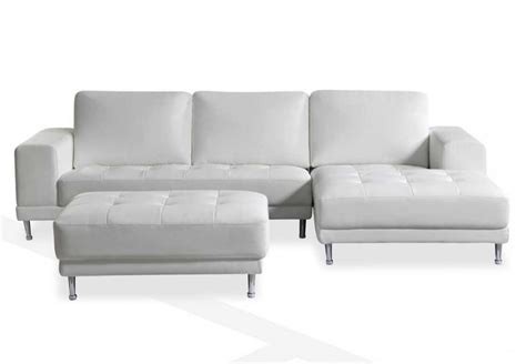 Leather White Sofa White Leather Sofa
