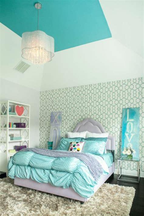 chambre ado bleu 44 id 233 es pour la chambre de fille ado