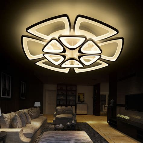 aliexpress com buy modern led ceiling lights acrylic aliexpress com buy acrylic modern led ceiling chandelier
