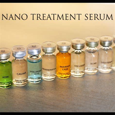 Serum Nano Scar facelift collagen anti wrinkle remover machine device skin
