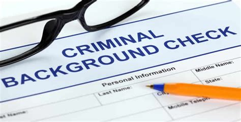Se Puede Limpiar El Record Criminal Limpieza Criminal O De Antecedentes Criminales Los Angeles Ca