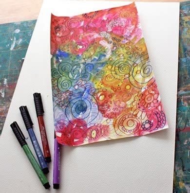 How To Make Your Own Pen And Paper Rpg - how to make your own patterned paper