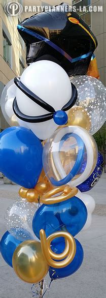 los angeles party balloons balloon bouquets and