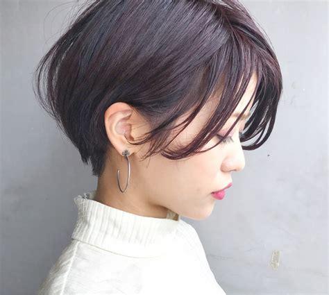 2017春夏トレンド 大人かわいい最新ショートボブ10選 hair