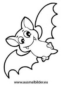 Kostenlose Vorlage Fledermaus Putzige Fledermaus Ausdrucken