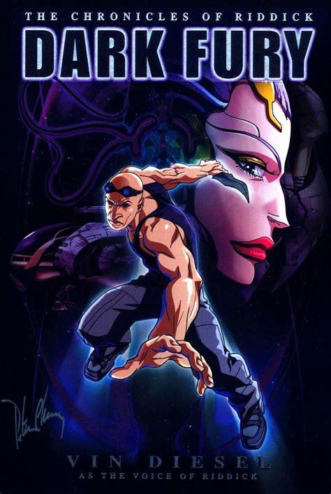 Watch The Chronicles Of Riddick Dark Fury 2004 The Chronicles Of Riddick Dark Fury Bloggers Weekly