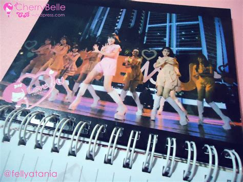 film love notes album merchandise cherrybelle cb