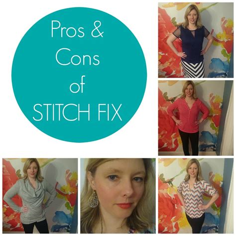 pros and cons of fixing a stitch fix review