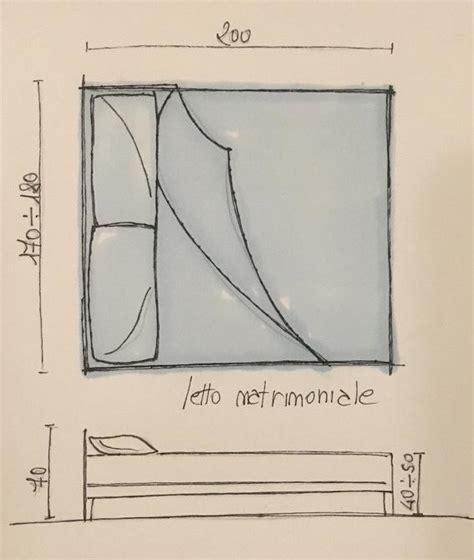 dimensioni da letto dimensioni minime da letto bagno piccolo