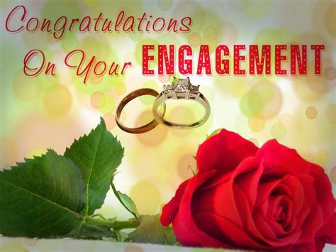 Download Congratulation Wishes Cards   Engagement