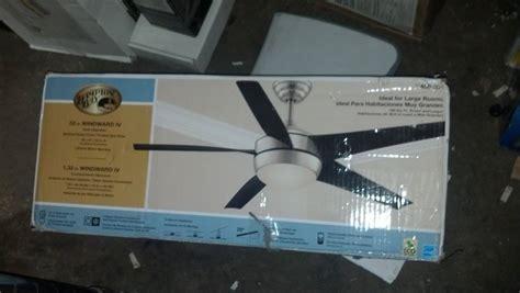 windward iii ceiling fan parts hton bay 26613 windward iv 52 in indoor brushed nickel