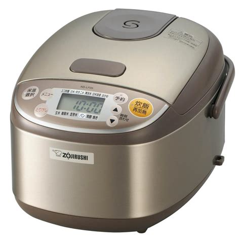 Rice Cooker Zojirushi zojirushi microcomputer rice cooker ns lf05 xa cook 3 go