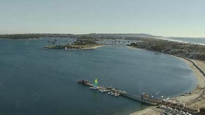 san diego catamaran resort kalifornia usa kamery - Catamaran Resort San Diego Webcam
