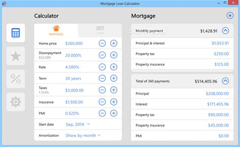 house loan principal and interest calculator how do you calculate depreciation