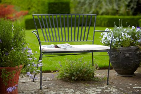 steel garden bench garden furniture garden fencing garden benches hayes garden world